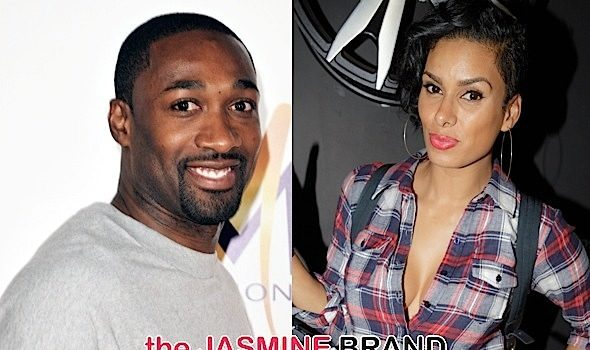 (UPDATE) Gilbert Arenas Tells Laura Govan: 'F**k you & them kids' During Heated Argument [Audio]