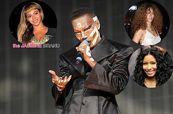 Grace Jones (Sorta) Trashes Beyonce, Nicki Minaj, Rihanna In New Memoir