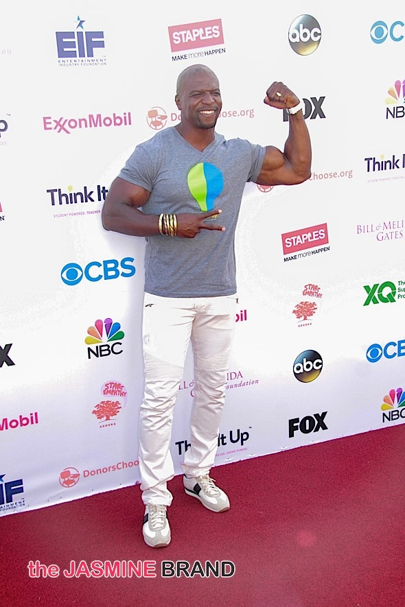 """Entertainment Industry Foundation Hosts 2015 """"Think It Up Education Initiative"""" Telecast for Teachers and Students - Arrivals"""