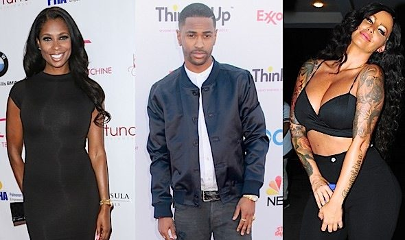 Celebrity Stalking: Big Sean, Amber Rose, Jennifer Williams, Terry Crews, Sheree Fletcher, Shamicka Lawrence, Mechelle Epps