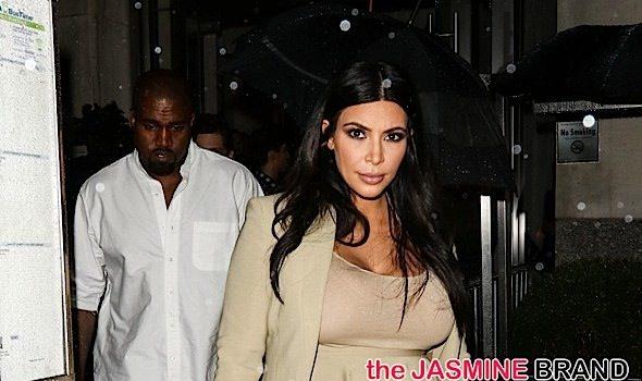 Kim Kardashian & Kanye West Have Not Named Their Newborn Son