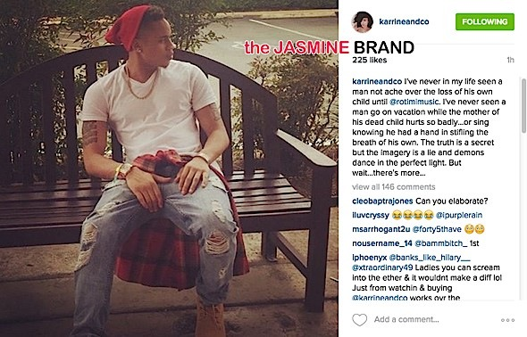 Karrine Steffans Opens Up About Having 3 Abortions