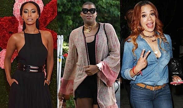 Celebrity Stalking: Keri Hilson, Faith Evans, Janelle Monae, EJ Johnson, Andrea Kelly, Keshia Knight-Pulliam, Christopher 'Kid' Reid [Photos]