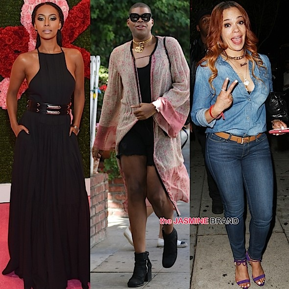 Celebrity Stalking: Keri Hilson, Faith Evans, Janelle Monae, EJ Johnson, Andrea Kelly, Keshia Knight-Pulliam, Christopher 'Kid' Reid [Photos]