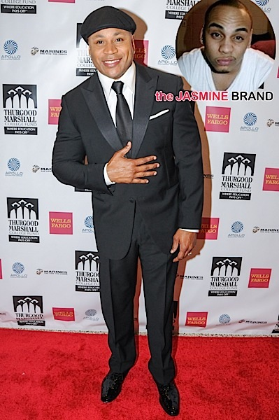 LL Cool J's Son Arrested in NYC
