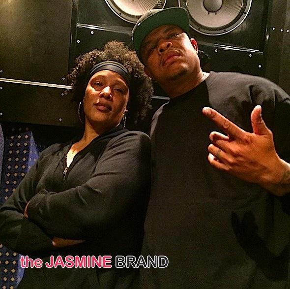 Lady of Rage-Dogg Pound For Life Movie-the jasmine brand
