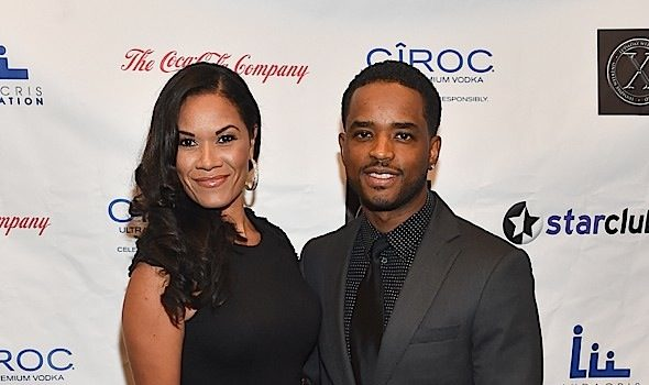 Larenz Tate Says He & His Wife Sleep In Separate Rooms + They Dated For 6 Years Before Marriage