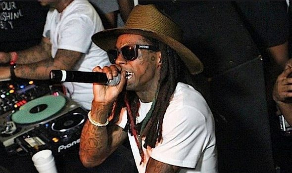 Lil Wayne Sex Tape Being Shopped