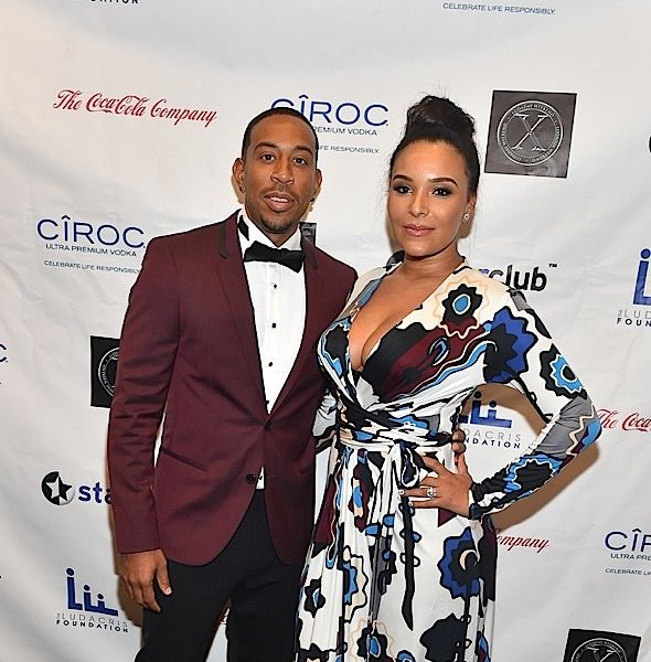 Ludacris & His Wife Didn't Kiss For A Year