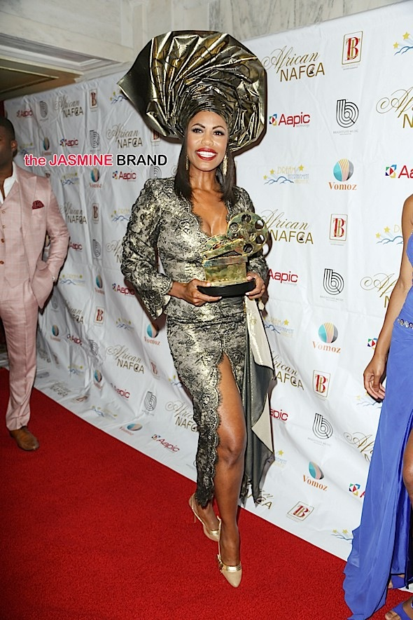 5th Annual Nollywood African Film Critics Awards - Arrivals