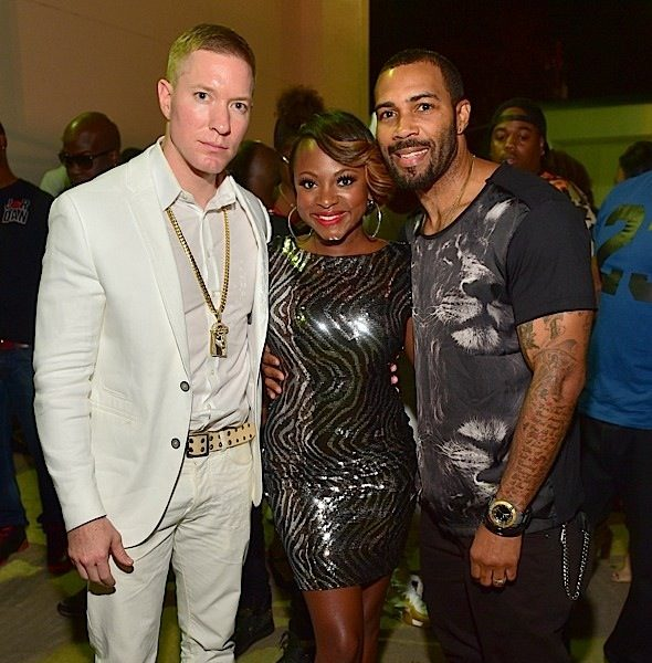 'Power' Cast — Omari Hardwick, Naturi Naughton, Joe Sikora — Party In ATL + Lala Anthony, Raven Symone & More! [Photos]