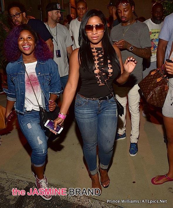 EXCLUSIVE: Lil Wayne Ex Toya Wright Pregnant!