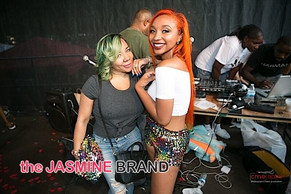 "(EXCLUSIVE) Tiny & T.I.'s Daughter Zonnique Cast On ""Growing Up Hip Hop: Atlanta"""