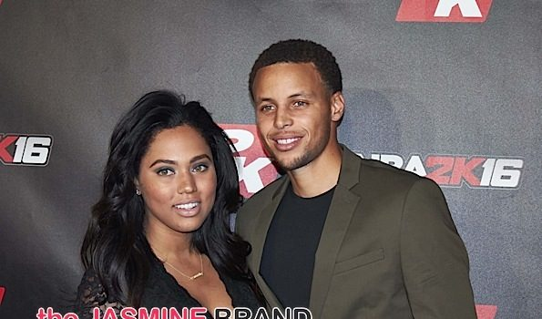 Steph Curry Defends His Wife Ayesha Curry's Tweets: I don't fault her.