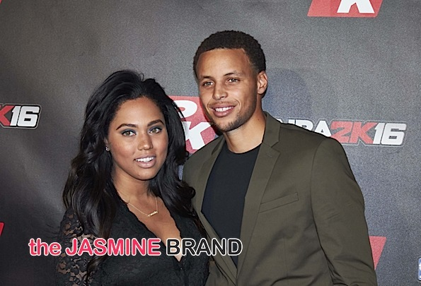 Stephen & Ayesha Curry