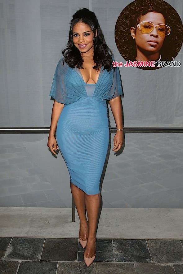 Sanaa Lathan arrives at the 17th Annual CAST From Slavery To Freedom Gala