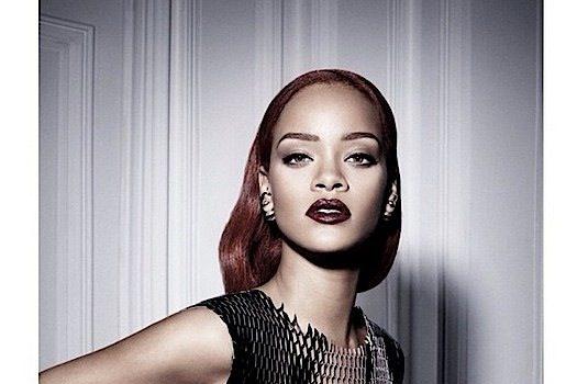 See Rihanna's Edgy Dior Shoot! [Photos]