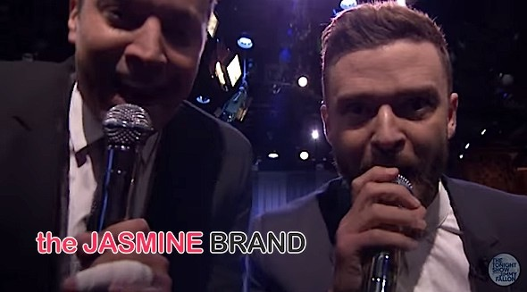 Jimmy Fallon & Justin Timberlake Give Us A History Lesson On Rap [WATCH]