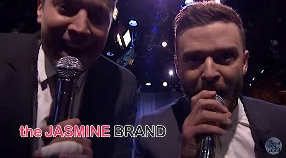 Jimmy Fallon & Justin Timberlake Give Us A History Lesson On Rap [WATCH]
