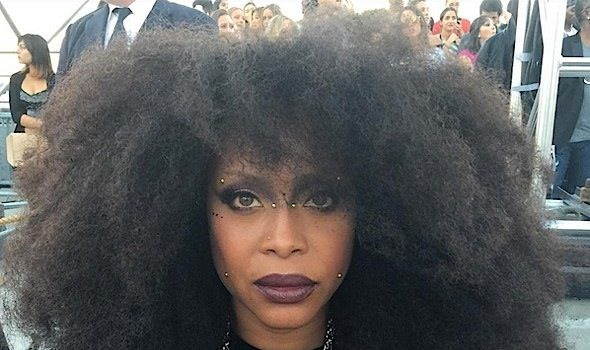 Erykah Badu Reacts To Hitler Backlash – Blames Media, Admits She Used Worst Example