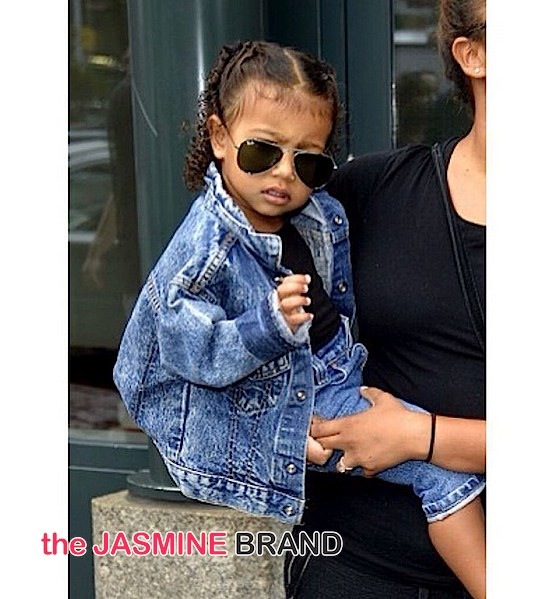 Adorable Kiddies Baby Bash, North West, Megaa + Toni Braxton, D.Wade, Gabrielle Union, Ming Lee Simmons, Kenya Moore [Photos]