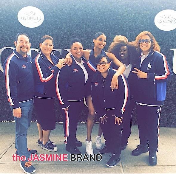 Ciara & her team