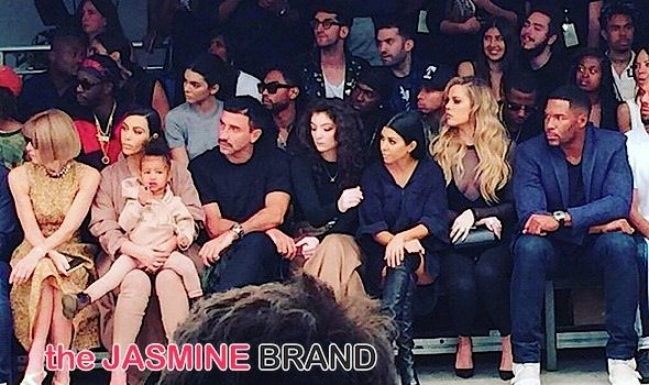 Kanye West Presents Spring 2016 Yeezy Show At NYFW [Photos]