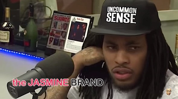 Waka Flocka Blames Media For Marketing Transgenders: It's not cool. [VIDEO]