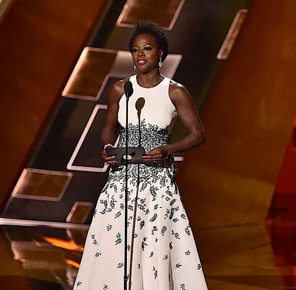 Viola Davis Gives Memorable Emmy Speech: The only thing that separates women of color from anyone else is opportunity. [VIDEO]