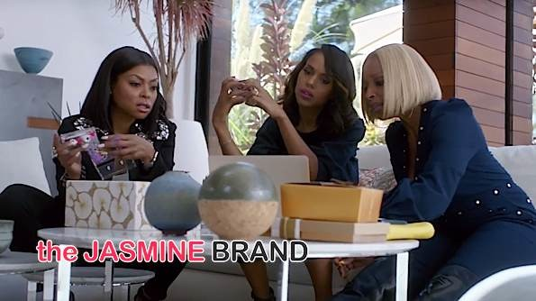 Kerry Washington, Mary J. Blige & Taraji P. Henson Star in New Apple Music Commercial [WATCH]