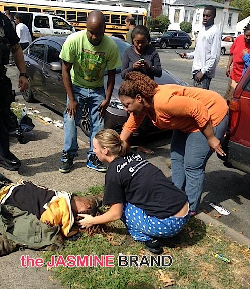 Rapper Fetty Wap Rushed to Hospital After Motorcycle Accident [Photos]