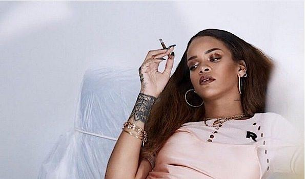 Rihanna For The FADER [Photos]