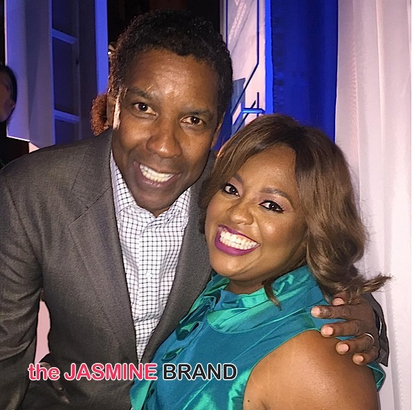 Denzel Washington, Sherri Shepherd