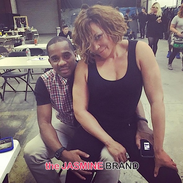 Tisha Campbell Martin Claims Duane Martin Physically Abused Her For Years, Judge Grants Temporary Restraining Order Against Him