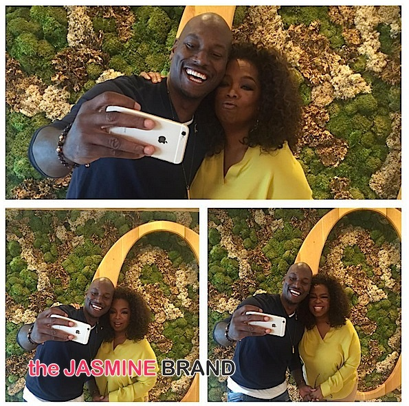 Tyrese-Oprah-New Talk Show-the jasmine brand