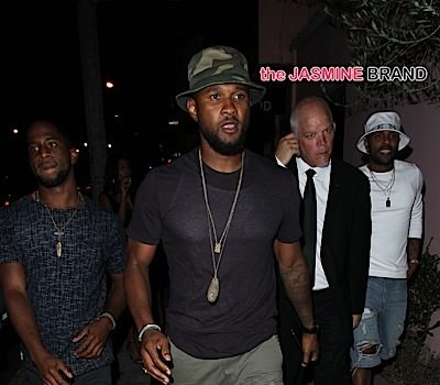 Usher To Be Hit With New STD Lawsuit By 2 Women & 1 Man