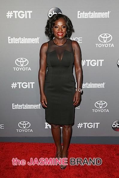 Viola Davis Will Snag Oscar Nomination For 'Fences'