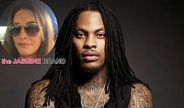 Waka Flocka Clarifies Caitlyn Jenner Comments: I'm not Homophobic.