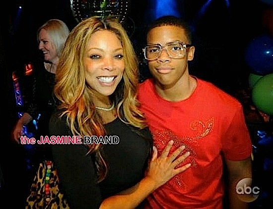 Wendy Williams Reveals Her Son Was Addicted to Synthetic Marijuana