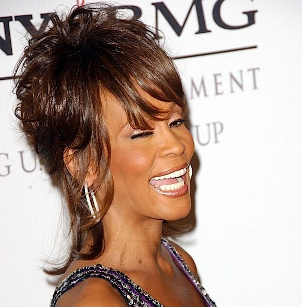 Whitney Houston Becomes First Black Artist To Sell Three Diamond Certified Albums