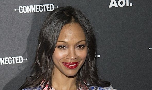 "Zoe Saldana On Dealing With Racism: ""I'm black the way I know to be"""
