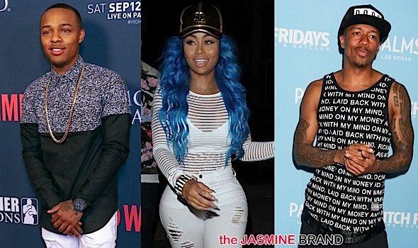 Celebrity Stalking: Blac Chyna, Nick Cannon, Shad Moss, Kris Jenner, Corey Gamble, Garcelle Beauvais [Photos]