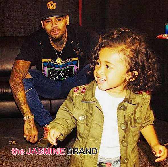 Chris Brown Granted Joint Custody of Daughter Royalty