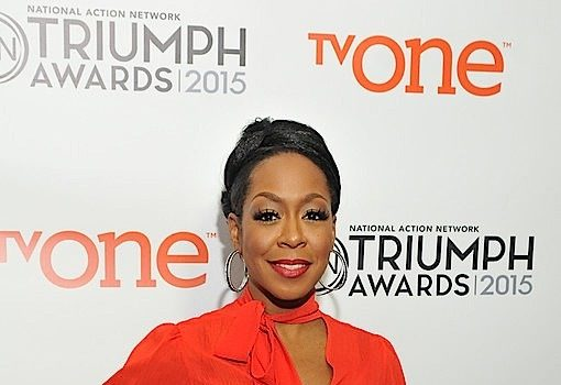 Tichina Arnold, Tyrese, Jazmine Sullivan, Estelle, Syleena Johnson & More Attend 'Triumph Awards' [Photos]