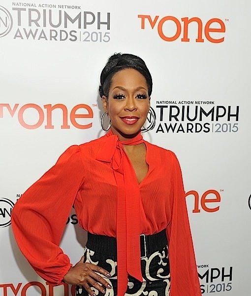 Tichina Arnold, Tyrese, Jazmine Sullivan, Estelle, Syleena Johnson & More Attend 'Triumph Awards' [Photos]