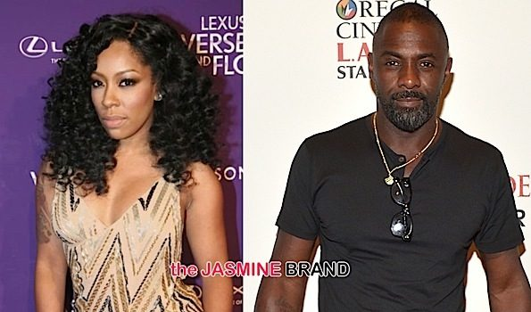 Alleged Email From K.Michelle to Idris Elba, Leaks: I don't know if I was in love with you.