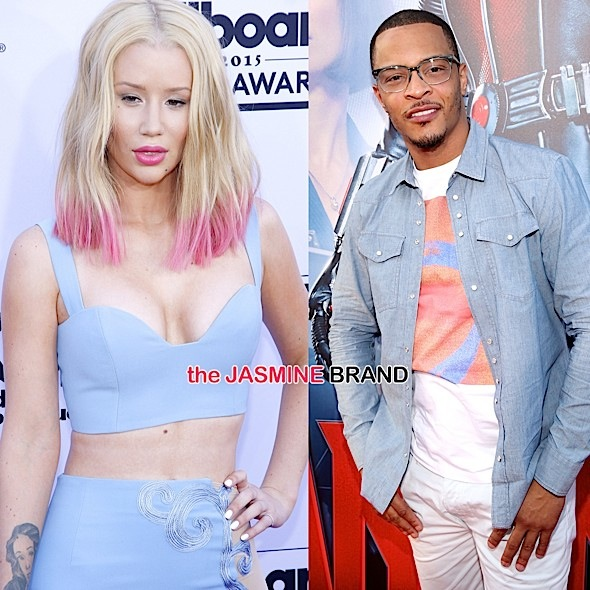 Iggy Azalea Pissed At T.I. For Airing Personal Business: He thinks it's nothing wrong with what he said!