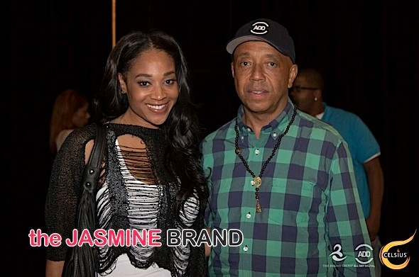 Mimi Faust, Russell Simmons