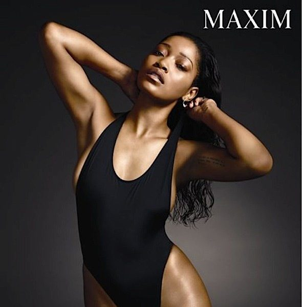 Stop & Stare :: Keke Palmer For Maxim [Photos]