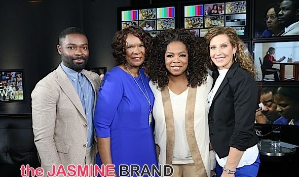 """David Oyelowo, Master P, Andre Walker To Appear On """"Oprah: Where Are They Now?"""""""